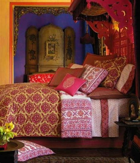 chambre indienne d馗oration la d 233 co boh 232 me chic est unique archzine fr