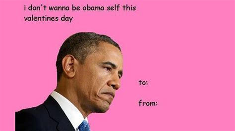 Funny Valentine Meme Cards - 11 best political valentines that are on the internet