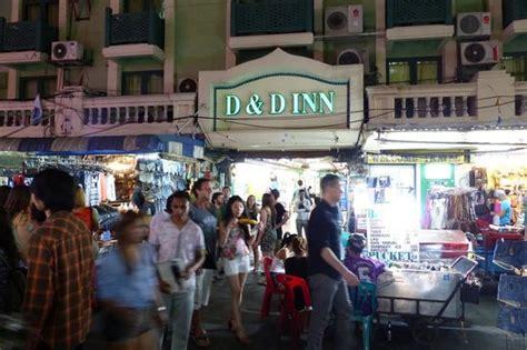 d d inn koh san road d d inn entrance on khao san road picture of d d inn