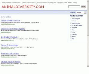 animaldiversitycom animaldiversitycom