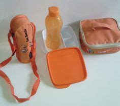 Tupperware Paket Pink Lolly Tupeco Bottle 500ml jual paket merah lolly tup tas dan eco botol 750ml