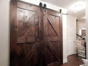 Rustic Sliding Interior Doors » Home Design 2017
