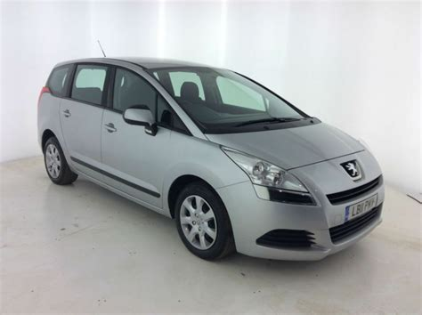 2011 Peugeot 5008 Active Hdi Mpv 7 Seater 1 Owner Full