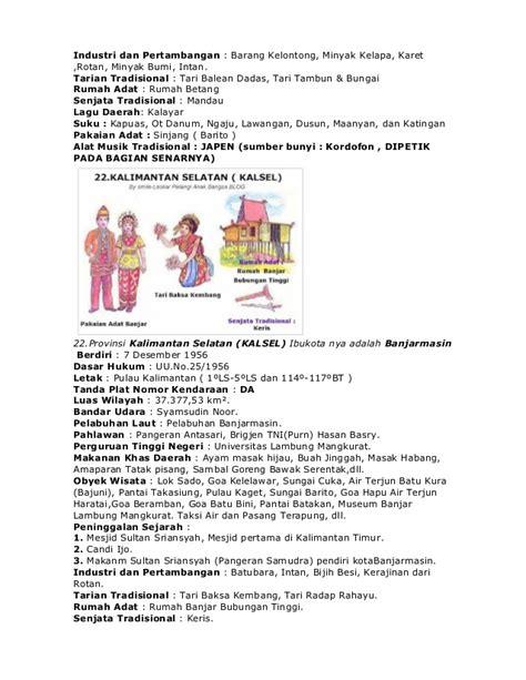 nama 33 provinsi di indonesia lengkap dengan pakaian gambar rumah dan pakaian adat jawa barat blog images