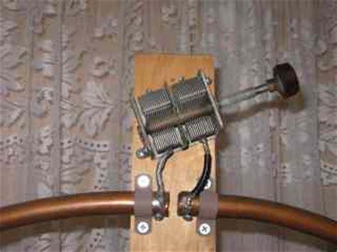 tuning capacitor loop antenna vk3ye dot magnetic loop antenna for 160 15 metres