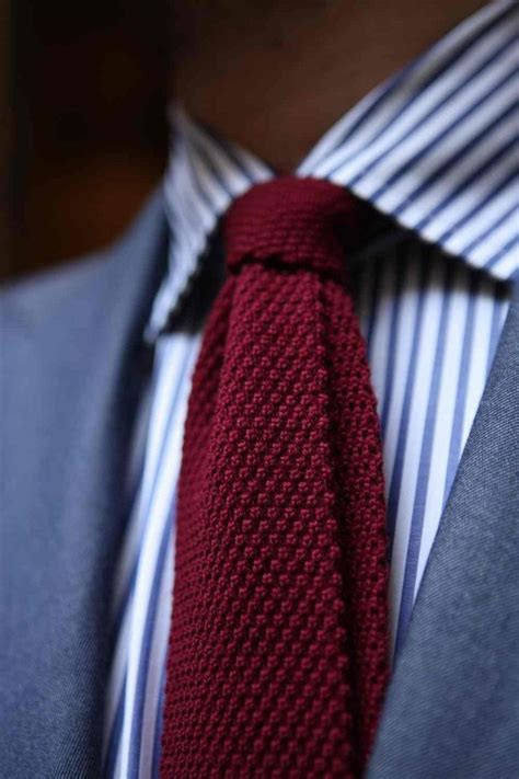 how to knit a tie fashion trends