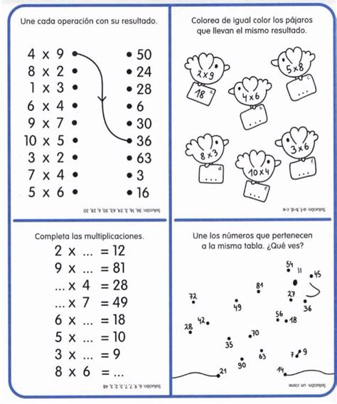 imagenes educativas multiplicaciones cuaderno tablas de multiplicar 23 orientaci 243 n and 250 jar