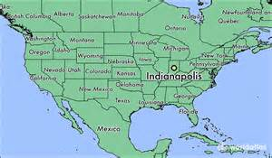 Indianapolis Map Usa by Where Is Indianapolis In Where Is Indianapolis In