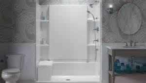 Bathroom Shower Kits Creativity Bathtub To Shower Conversion Kits Procedures