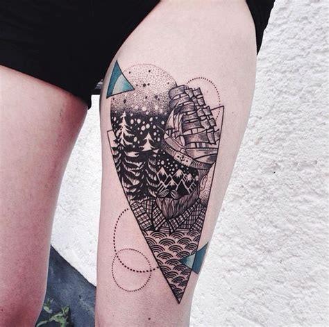 watercolor tattoo ulm kinzer cria tatuagens incrivelmente complexas ao