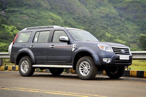 endeavour 4x2 test drive, review autocar india