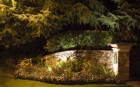 Landscape Lighting Techniques Five Approaches To Landscape Lighting Design