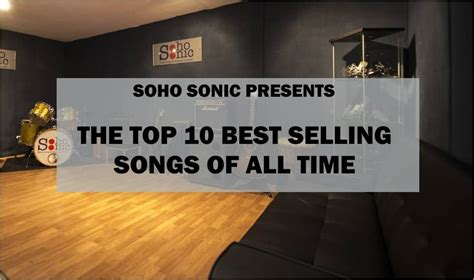 best selling of all time the top 10 best selling songs of all time slideshare