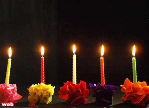 Candle Decoration Craft by Candle Decoration How To Make Candle Decoration Craft