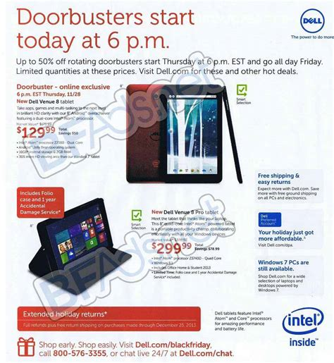 dell deals dell black friday 2013 ad find the best dell black