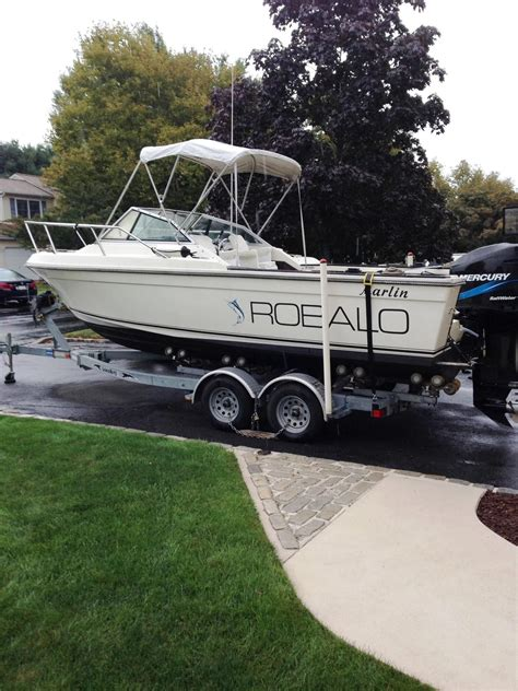 robalo boat dealers nj 1981 robalo 2160 cuddy cabin power new and used boats for sale