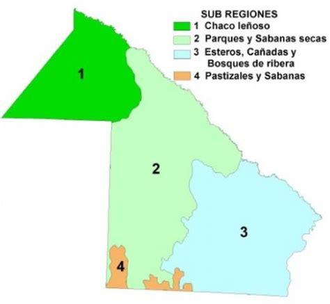 noticias de la provincia del chaco climas y biomas de la provincia del chaco mapoteca