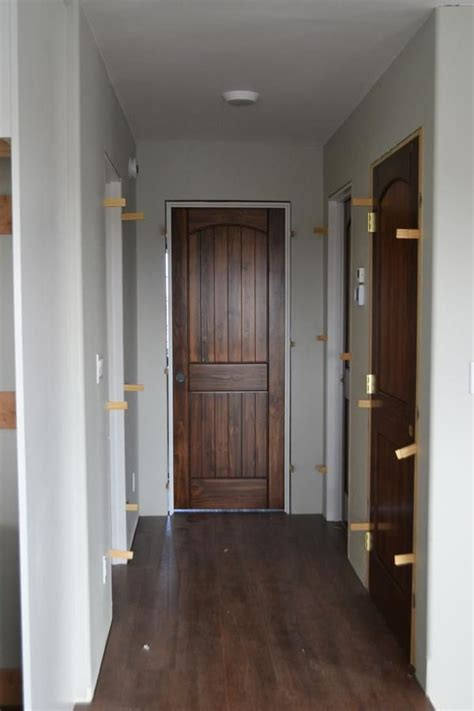 Refinishing Wood Doors Interior 265 Best Images About Farmhouse Lodge On Pinterest Towel