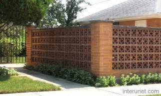 brick fence design ideas thesouvlakihouse com