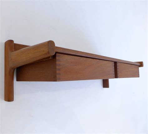 Wall Shelves For Sale Teak Wall Shelf By Drylund For Sale At 1stdibs