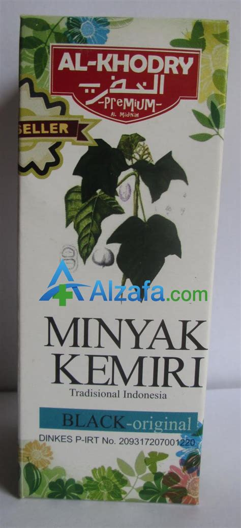 Minyak Kemiri Indo minyak kemiri al khodry alzafa store alzafa store