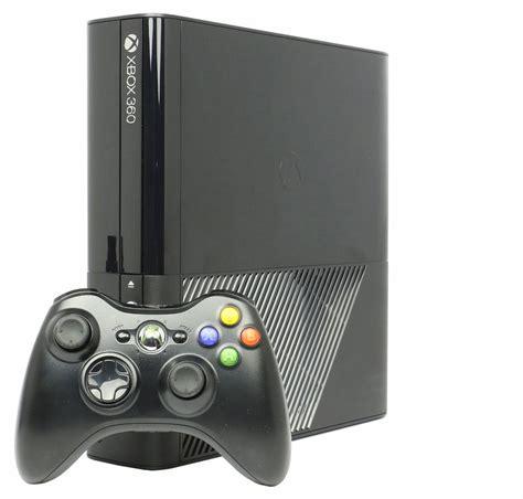 xbox console microsoft xbox 360 e 4gb console ln ebay