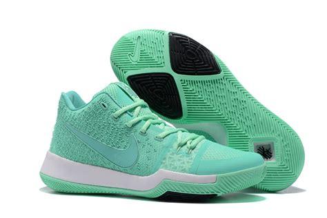 nike sneakers mint green retail nike kyrie 3 ep pepper mint green s basketball