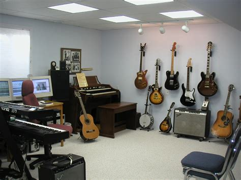 home guitar studio design homeownerbuff organize home digital recording studio