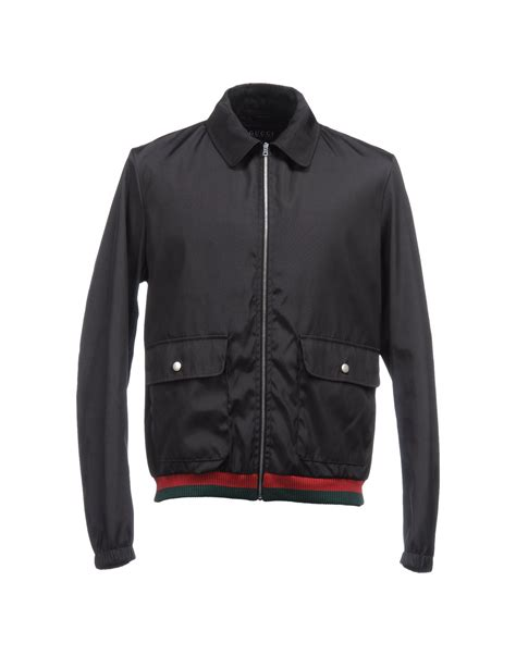 Jaket Fashion Gucci 5 gucci jacket in blue for lyst