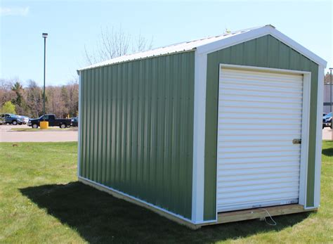 Maintenance Shed maintenance free sheds premium pole building and storage