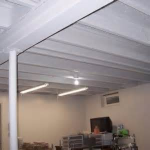 basement ceiling ideas cheap