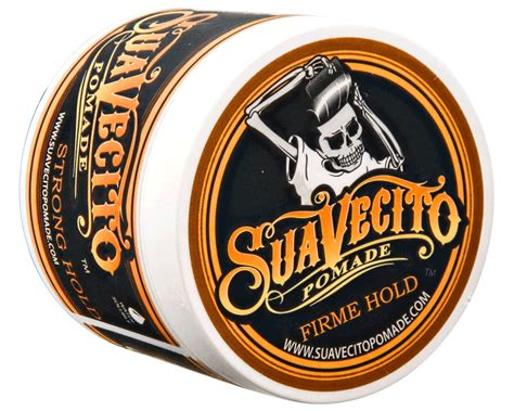 Pomade One Show suavecito pomade firme strong hold pomade water based