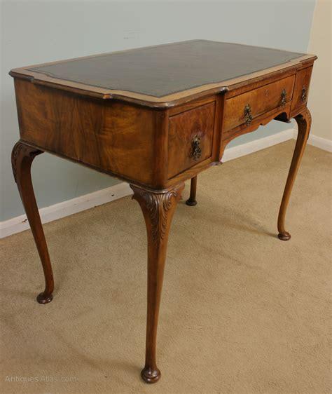 antique walnut writing desk table antiques atlas