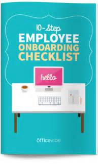 employee onboarding the complete guide officevibe