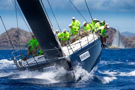 aquarius bateau youtube les voiles de st barth update bella mente racing