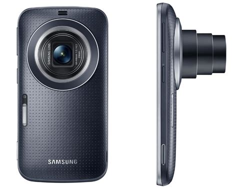 samsung galaxy k zoom kamera mit smartphone