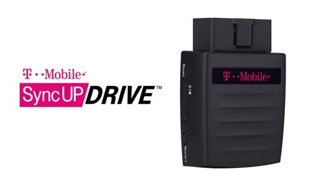 mobile sync t mobile syncup drive tries to compete with automatic