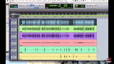 Pro Tools 9 Original Win Osx pro tools for beginners tutorial part 1 navigation