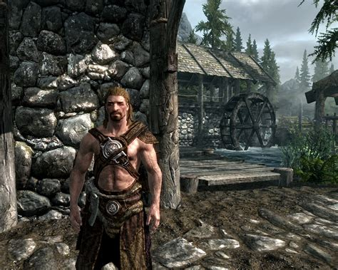 skyrim change npc hair skyrim nexus hairstyles for npcs play as npc at skyrim