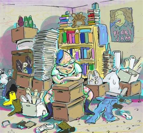 packrat to clutter free how i cleaned up my in less than a year books pack rat confessions