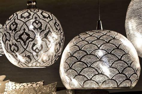 Lustre Orientale lustre vente lustre marocain moderne argent