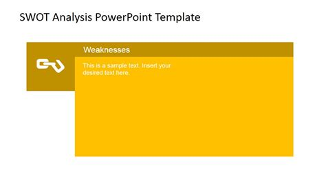 animated swot analysis powerpoint template slidemodel
