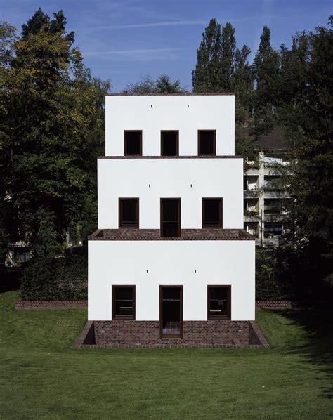 architekt bonn haus hundertacht bonn 2000 2007 uwe schr 246 der architekten