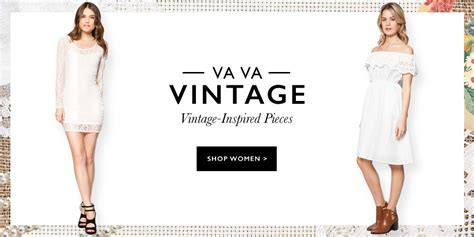 On Line Vintage Clothing Directory A To Z by Vintage Zalora Philippines