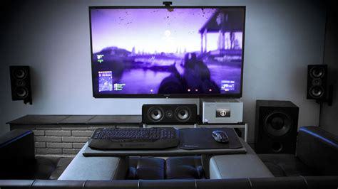 living room gaming pc new to the pc master race can i use living room tv as the monitor pcmasterrace