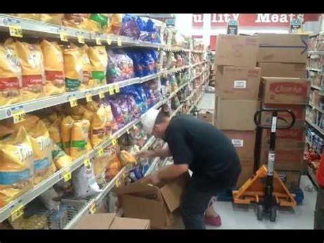 fastest shelf stocker