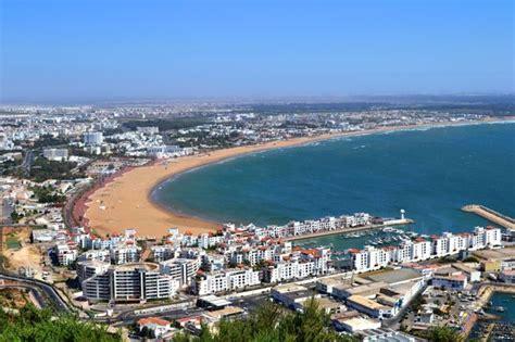 citta e porto marocco informazioni sul porto di agadir