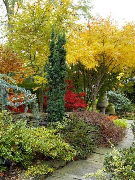 fall landscaping ideas garden design ideas for the upcoming fall season