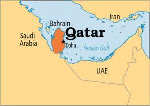 Qatar On World Map by A F W I S Gary Miller Ministries Afwis Joins Operation
