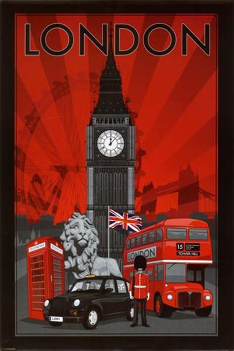 poster design london london posters at allposters com